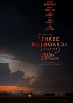 3 Billboards, Les Panneaux de la vengeance (2018)