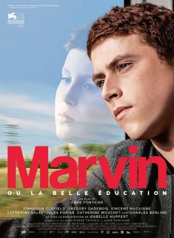 Marvin ou la belle éducation (2018)