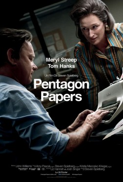 Pentagon Papers (2018)