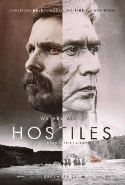 Hostiles (2018)