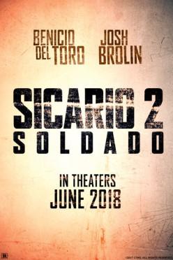 Sicario 2 : Soldado (2018)