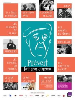 Jacques Prévert - La rétrospective (2018)