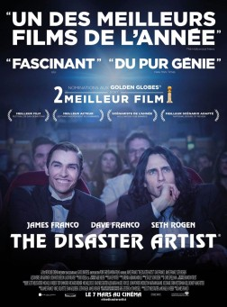 The Disaster Artist (2018)