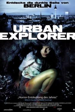 Urban Explorer - Le sous-sol de l'horreur (2011)