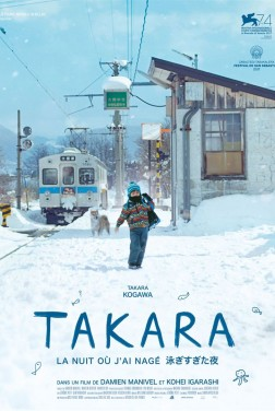Takara, la nuit où j'ai nagé (2018)
