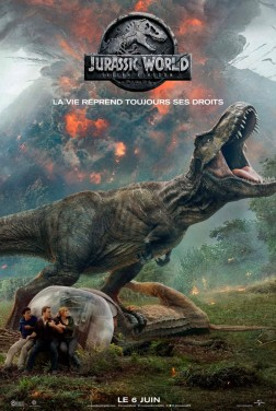 Jurassic World 2: Fallen Kingdom (2018)