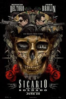 Sicario La Guerre des Cartels (2018)