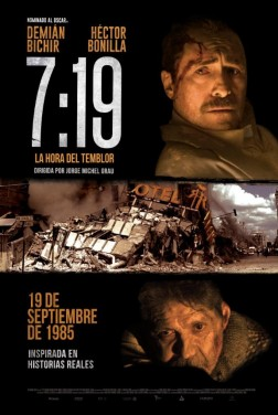 07:19 La Hora del Temblor (2018)