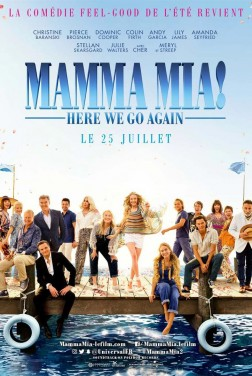 Mamma Mia: Here We Go Again! (2018)