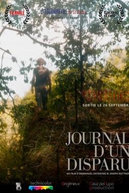 Journal d'un disparu (2018)