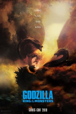 Godzilla: King of Monsters (2019)