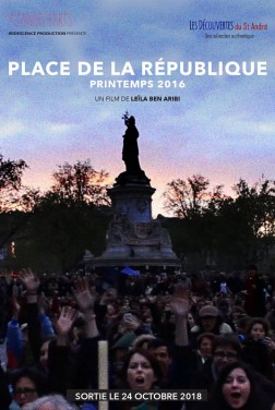 Place de la République, printemps 2016 (2018)