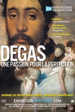 Degas : une passion pour la perfection (2018)