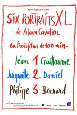 Six portraits XL : 2 Jacquotte et Daniel (2018)