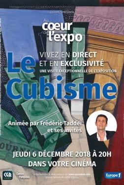 Au cœur de l'expo – Le Cubisme (2018)