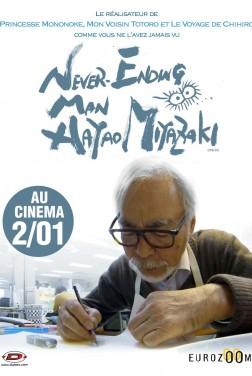 Never-Ending Man : Hayao Miyazaki (2019)
