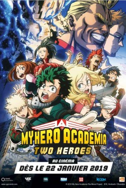 My Hero Academia : Two Heroes (CGR Events 2019) (2019)
