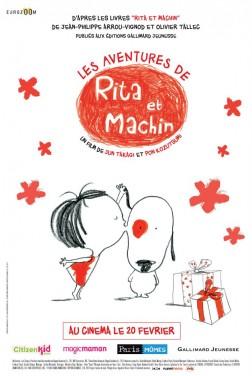 Les Aventures de Rita et Machin (2019)