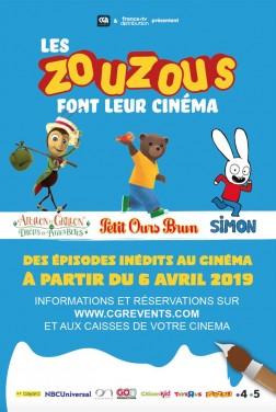 Les Zouzous font leur cinéma #2 (CGR Events) (2019)