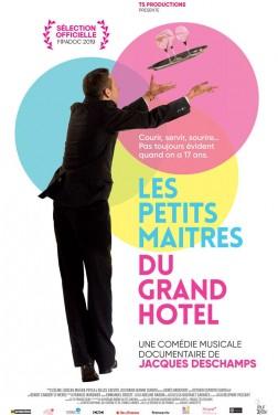 Les Petits Maîtres du Grand hôtel (2019)
