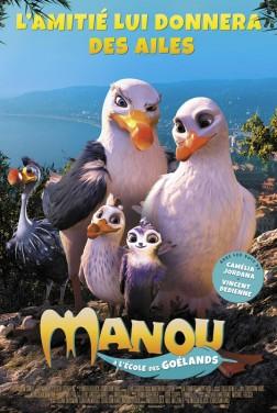 Manou, à l'école des goélands (2019)