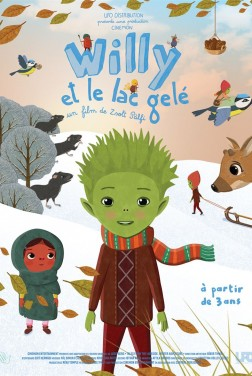 Willy et le lac gelé (2019)