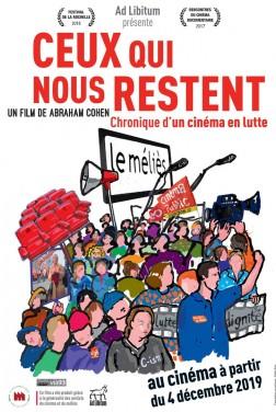Ceux qui nous restent Chronique d'un cinéma en lutte (2019)