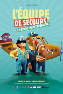 L'Equipe de secours, en route pour l'aventure ! (2020)