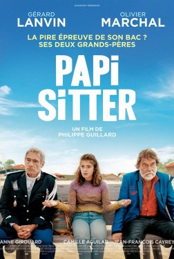 Papi-Sitter (2020)
