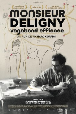 Monsieur Deligny, vagabond efficace (2020)