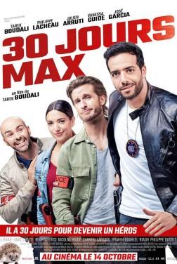 30 jours max (2020)