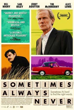 Sometimes Always Never (2021)