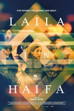 Laila in Haifa (2021)