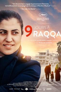 9 jours à Raqqa (2021)