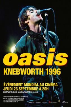 Oasis Knebworth 1996 (2021)